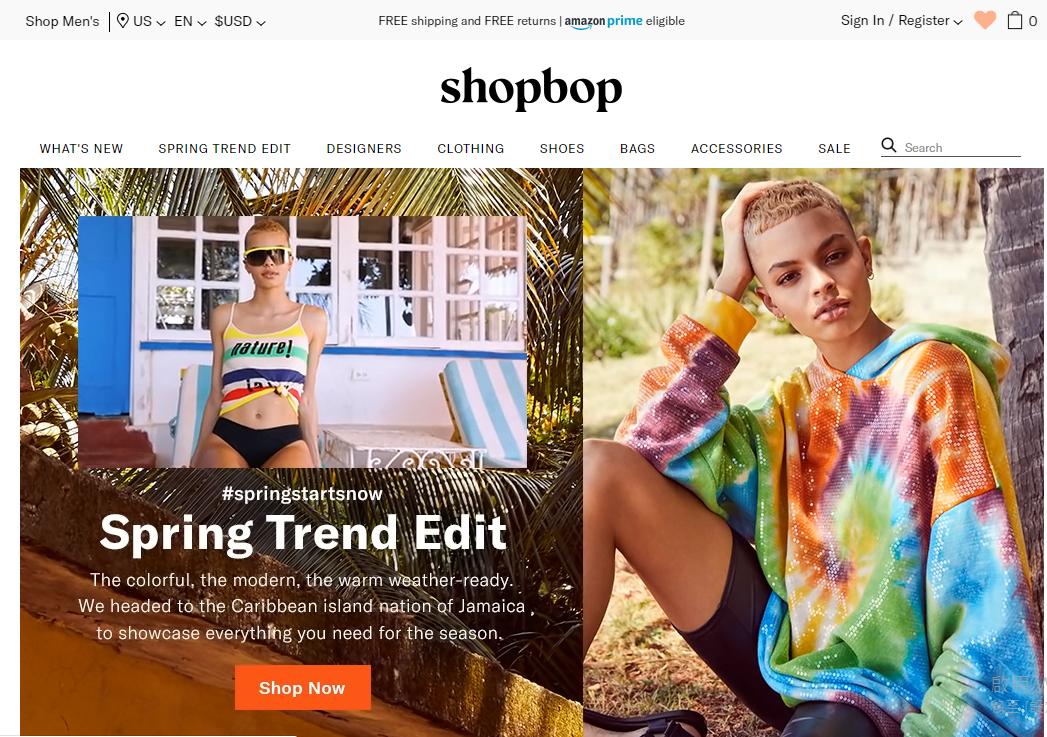 shopbop購物教學,shopbop購物,shopbop折扣,shopbop關稅,shopbop會員