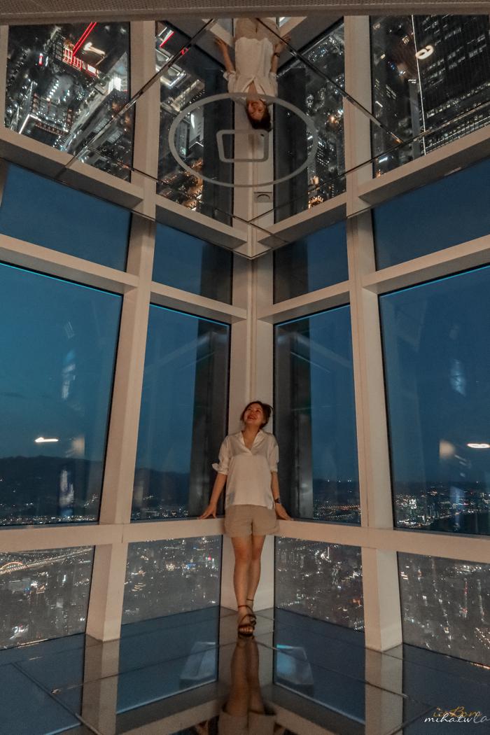 台北101,101觀景台,TAIPEI 101,Skyline 460,風阻尼器,防疫國旅,台北景點,台北好玩,台北必去,bar88
