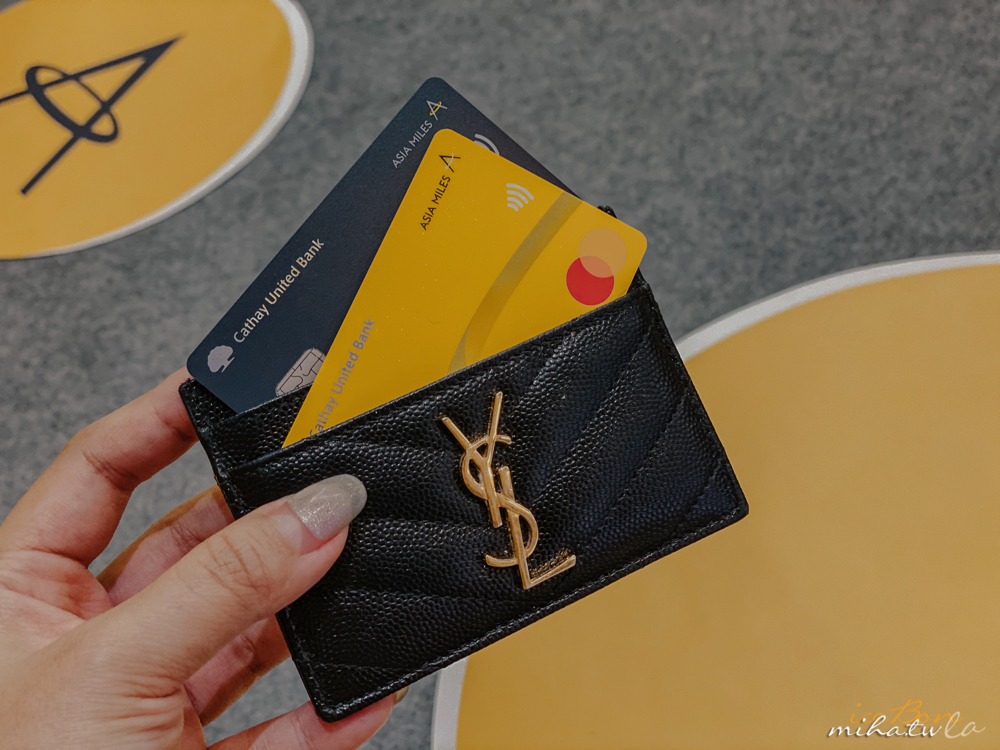國泰世華亞洲萬里通聯名卡,里程信用卡,里程卡,信用卡推薦