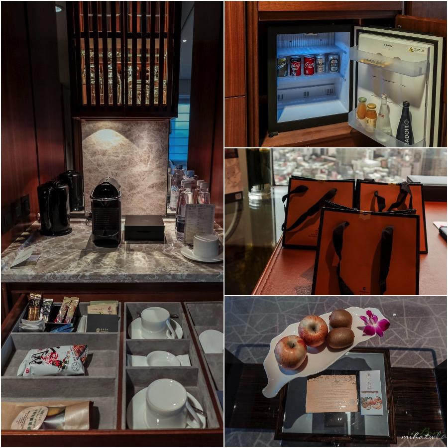 香格里拉遠東大飯店,101,馬可波羅餐廳,大廳茶軒,琴酒,酒吧,琴酒吧,klook