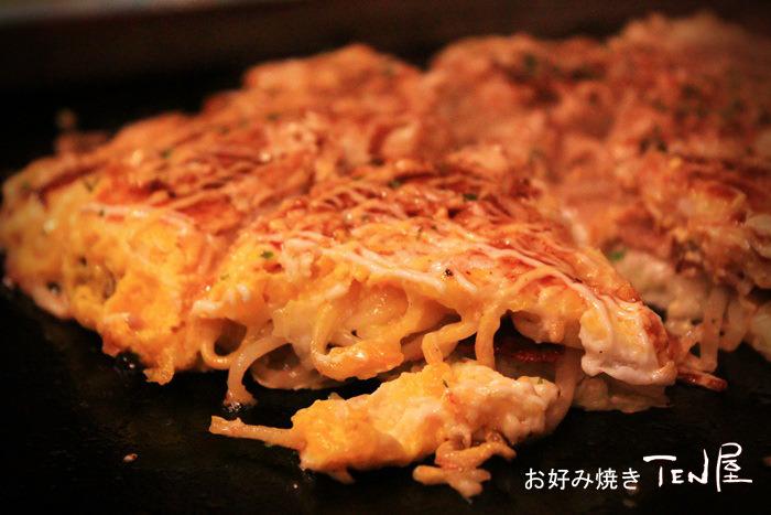 台北 ▌永康街美食推薦:TEN屋,好吃燒、鐵板燒專門店