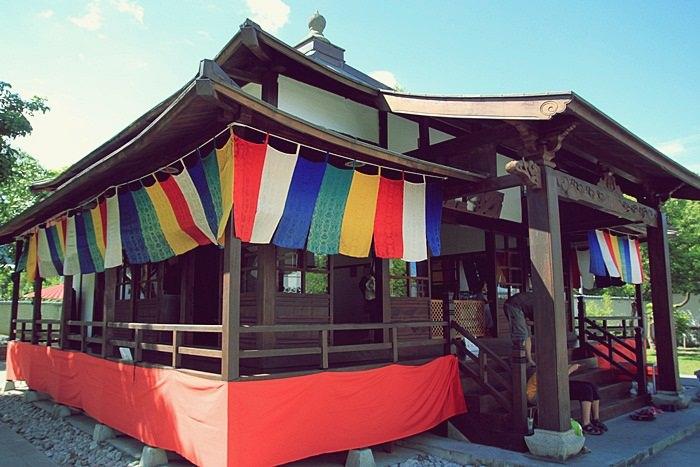 花蓮 ▌三級古蹟慶修院,台灣唯一保存完整的日式寺院