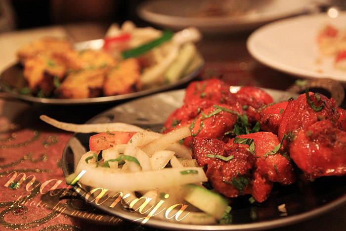 高雄異國餐廳氣氛滿分,來去印度:瑪哈印度餐廳 - 我是冰蹦拉。