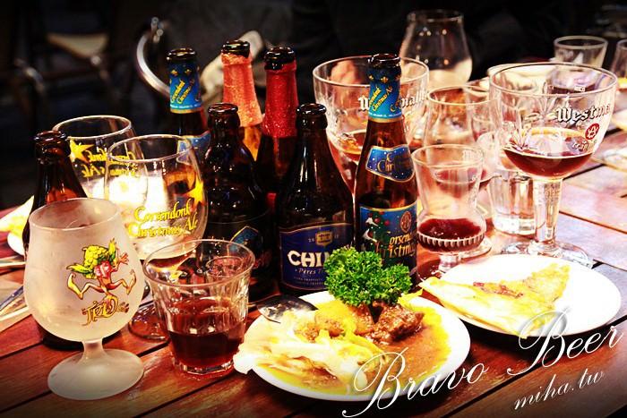 板橋 ▌朋友聚會的好選擇:布娜飛比利時啤酒餐廳