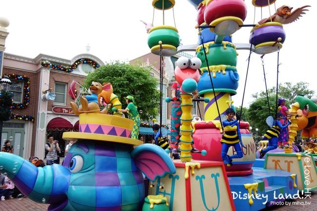 香港迪士尼 冰蹦拉