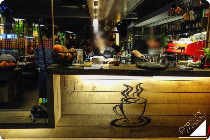 華山Trio café三重奏