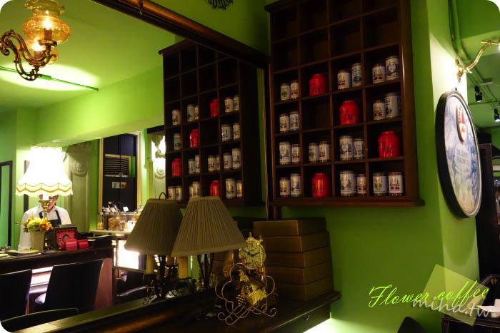 花徑開咖啡館