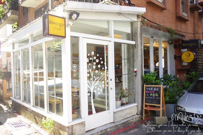 信義安和咖啡廳Knutsen
