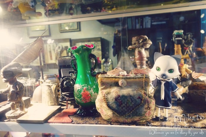 駁二 有酒窩的lulu貓雜貨鋪