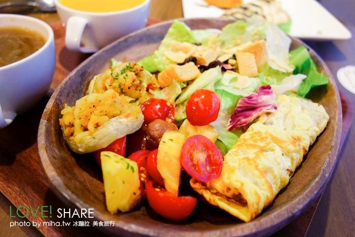台北 ▌Banagreen香蕉.綠 松煙旁平價輕食咖啡館 健康輕食沙拉義式料理