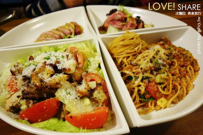 台北 ▌聚餐餐廳吃義燉飯:深夜裡的法國手工甜點&超特別蘋果杏仁燉飯