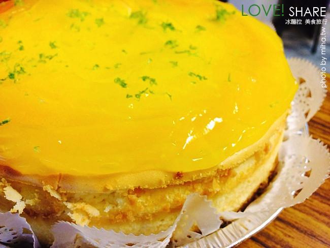 台北 ▌天母起司蛋糕專賣店:Yummy雅米烘培坊,特製檸檬起司幸福到融化