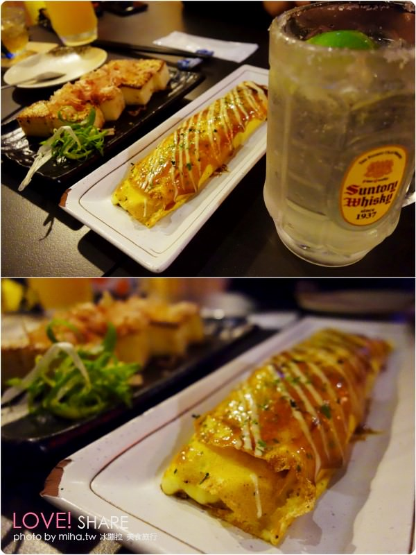 旅‧東京鐵板小料理 大阪燒