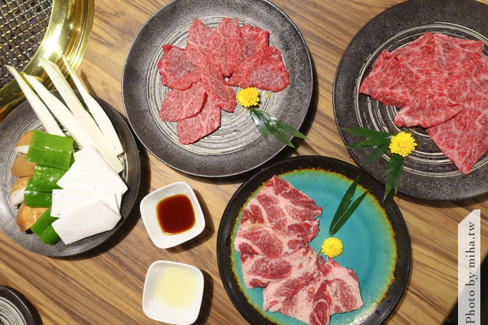 台北 ▌約客頂級燒肉 威猛日式約會餐廳無誤 全台北我最愛的全和牛燒肉