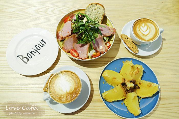 台北 ▌信義安和咖啡廳10Square:可辦活動空間舒服甜點有一整顆蘋果派 超推