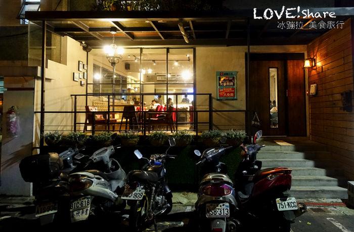 義麵工坊,台北聚餐餐廳,台北平價餐廳,台北義大利麵,台北大安區餐廳