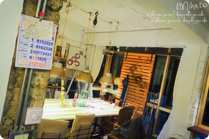 公館咖啡館,落地窗咖啡館,公寓咖啡館,agct