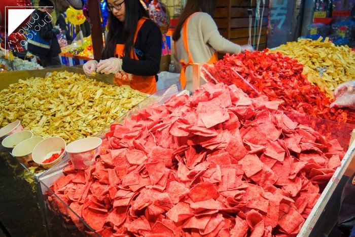 台北年貨大街,迪化街商圈,台北過年逛街