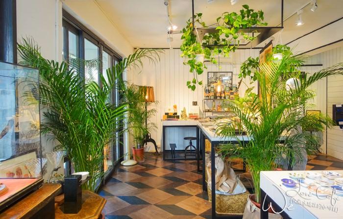 台北 ▌公館叢林中的實驗室咖啡館「好氏品牌研究室」 氣氛棒採光好