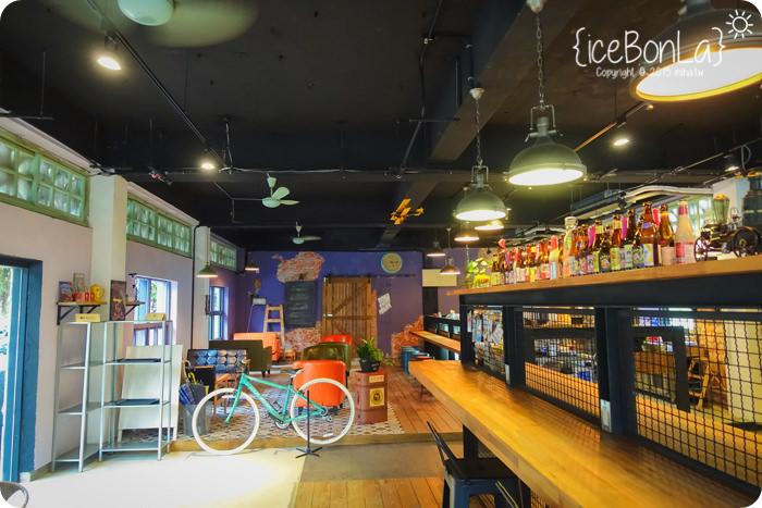 宜蘭咖啡廳,小火車咖啡,幾米廣場咖啡廳