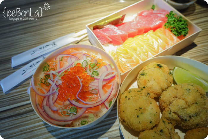 台北魚市,上引水產,日式料理,立吞,台北餐廳
