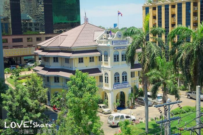 曼谷 ▌藍象餐廳 紅回泰國的米其林一星皇室宮廷料理 還能學做泰國菜