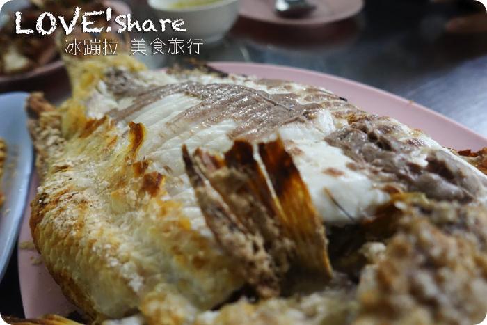 曼谷小吃,曼谷烤魚,人妖烤魚