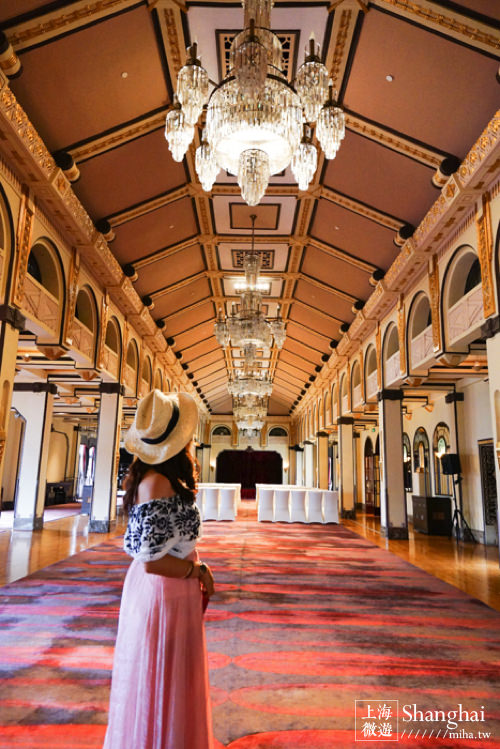 和平飯店,上海外灘飯店,上海景點,上海自由行,上海好玩景點,和平飯店博物館