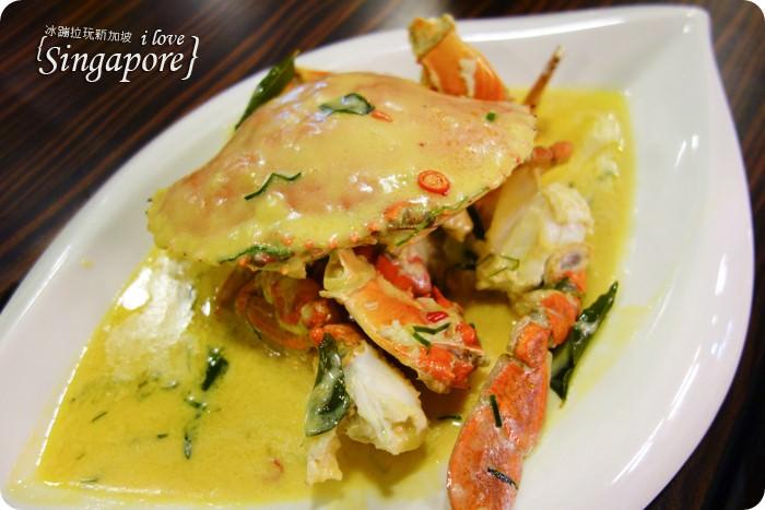 新加坡美食,新加坡肉骨茶,新加坡香辣奶油螃蟹,新加坡海南雞飯