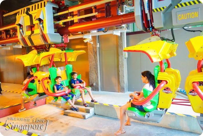 新加坡環球影城,環球影城攻略,環球怎麼玩