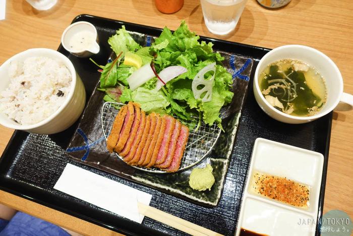 阿美橫町好吃,上野好吃,上野美食,上野餐廳,東京炸和牛,日本炸和牛,上野炸和牛