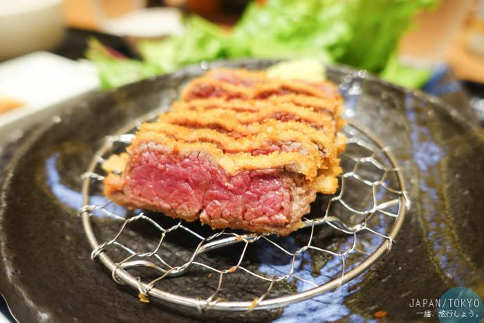 上野好吃,上野美食,上野餐廳,東京炸和牛,日本炸和牛,上野炸和牛