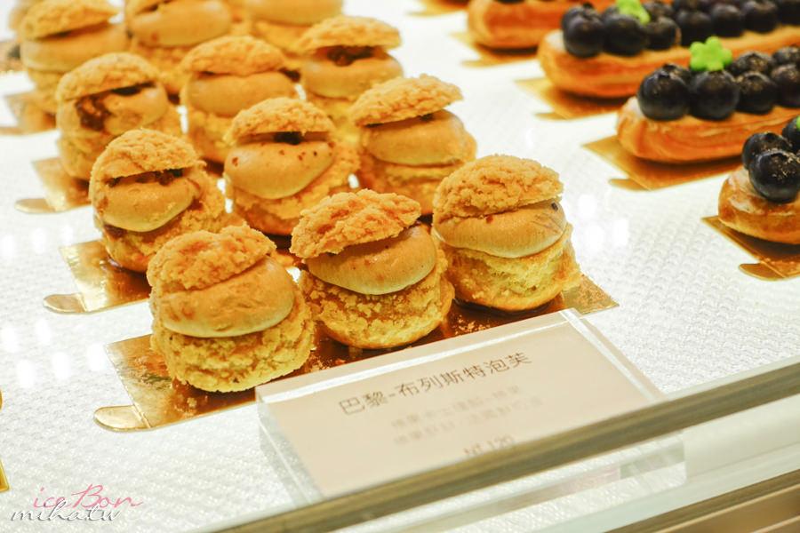 閃電泡芙,台北甜點,台北下午茶,巴黎閃電泡芙,信義區甜點,信義區下午茶,信義區咖啡廳