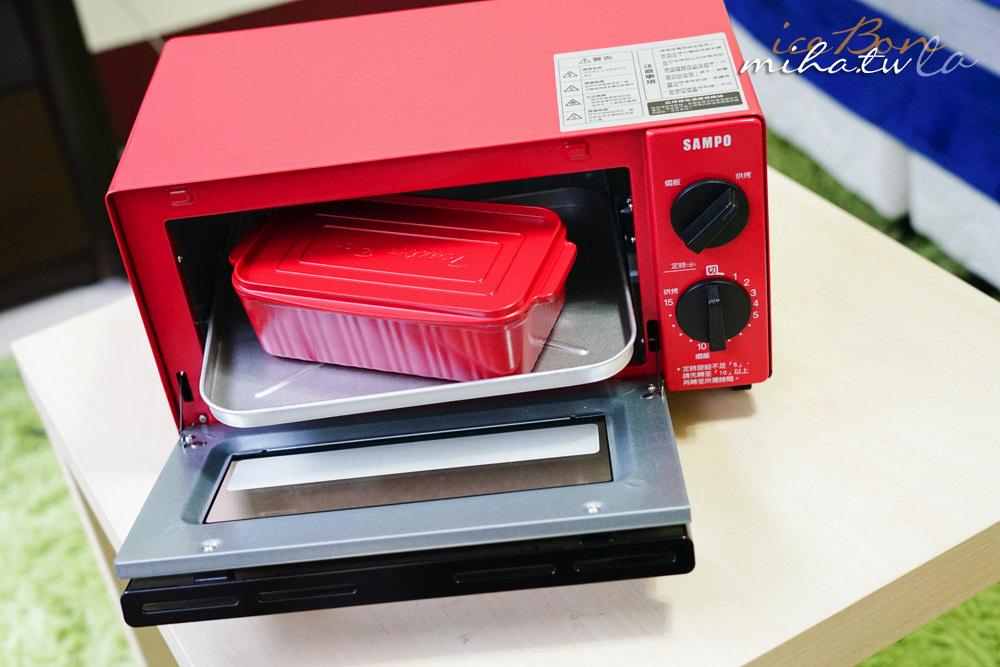烤箱料理,聲寶多功能烘焙箱,烤箱煮飯,烤箱煮菜,聲寶烤箱,聲寶小烤箱,租屋料理