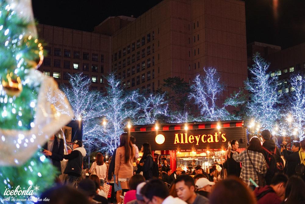 信義區聖誕節,信義區夜景,台北聖誕節,貴婦百貨聖誕節,台北貨櫃市集,台北耶誕市集,台北101,COMMUNE A7