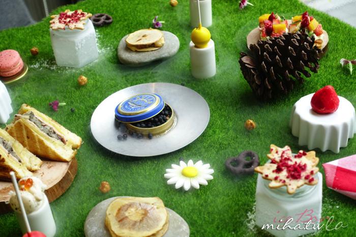 台北 ▌Yellow Lemon奇幻甜點野餐! 好看又好吃我心中第一名的下午茶