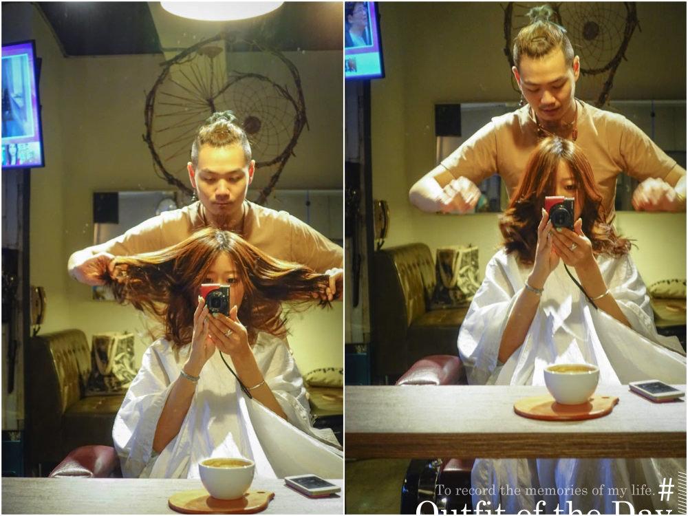 台北剪髮,不為人知工作坊,剪髮推薦,男生剪髮,男生油頭,賈斯丁剪髮,善導寺剪髮
