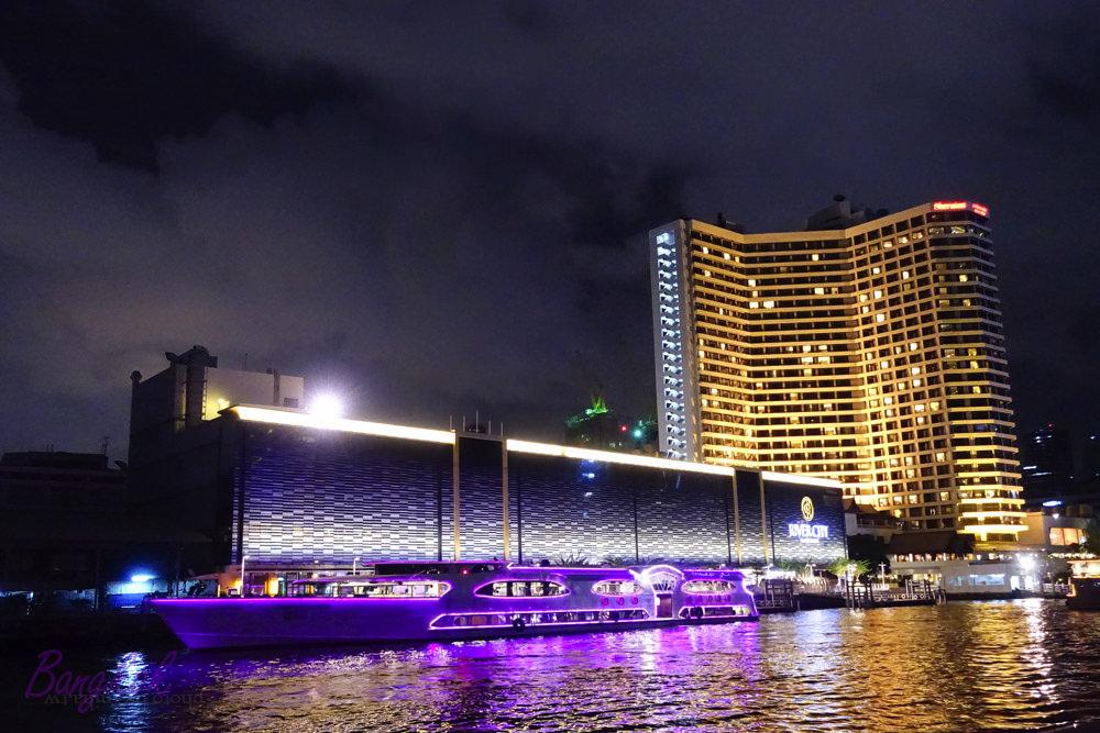 曼谷夜遊船,曼谷遊輪晚餐,曼谷自由行,曼谷夜景,曼谷湄南河,曼谷大皇宮夜景,曼谷景點,曼谷好玩