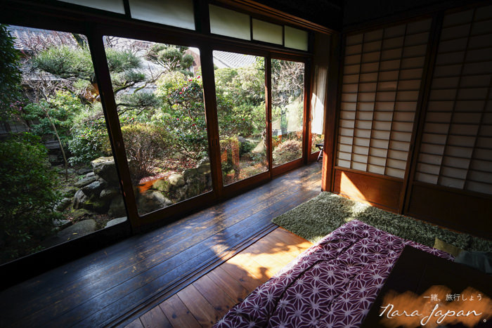 奈良 ▌推薦到炸的奈良民宿日式百年古屋Guesthouse Nara Backpackers