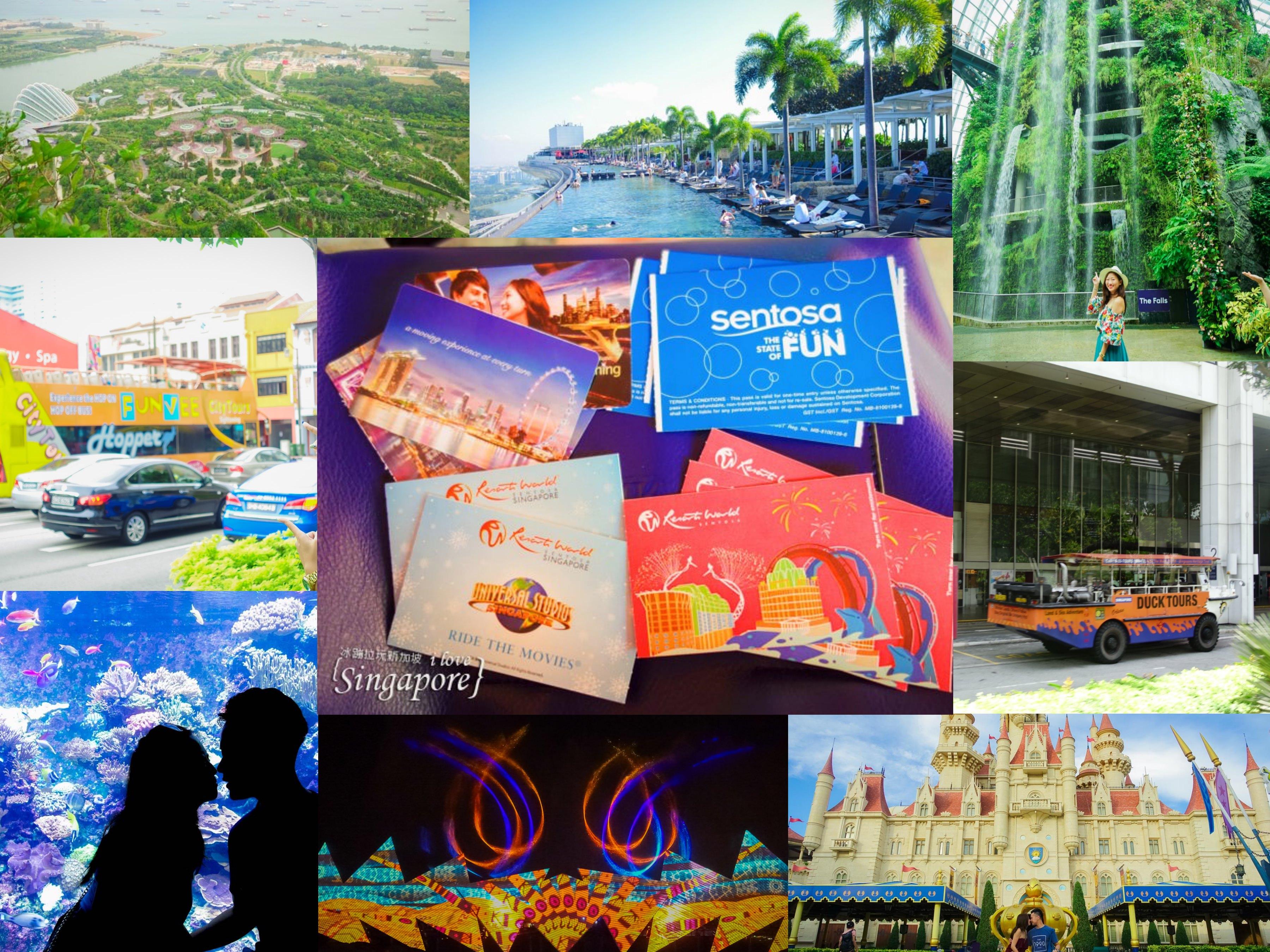 新加坡自由行,新加坡好玩,新加坡景點,新加坡城市通行卷,新加坡門票,新加坡住宿,新加坡飯店