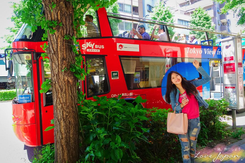 東京自由行,東京天空巴士,東京skybus,tokyoskybus,東京觀光巴士,東京好玩,東京導覽,東京景點,東京旅行,東京懶人包