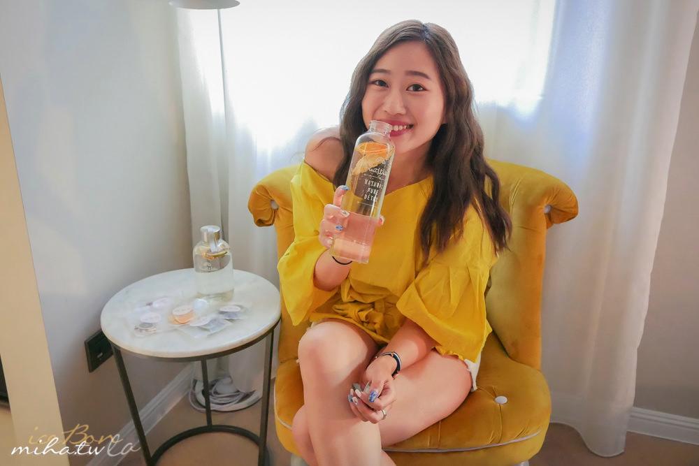 淡果香,Detox water,天然水果乾,果乾水,維他命水,愛喝水,韓國水果水