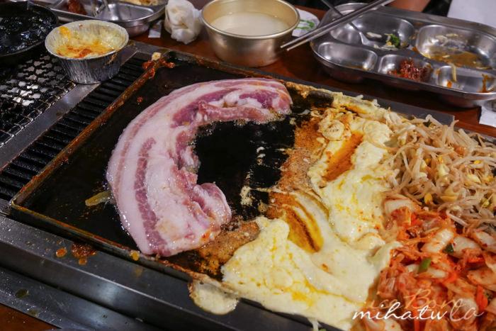 菜豚屋,台北燒烤推薦,韓式燒肉推薦,日本韓式燒肉,台北自由行,台北好吃餐廳,