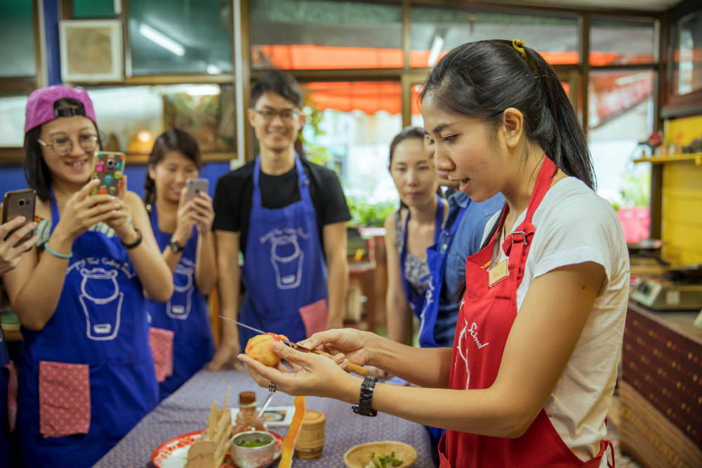Sompong廚藝學校烹飪課,曼谷自由行,曼谷廚藝學校,泰國廚藝學校,泰國菜教學,學做泰國菜