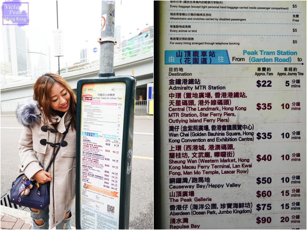 太平山夜景,香港自由行,香港夜景,山頂纜車,凌霄閣摩天台,世界三大夜景,香港景點,香港好玩,香港好吃推薦