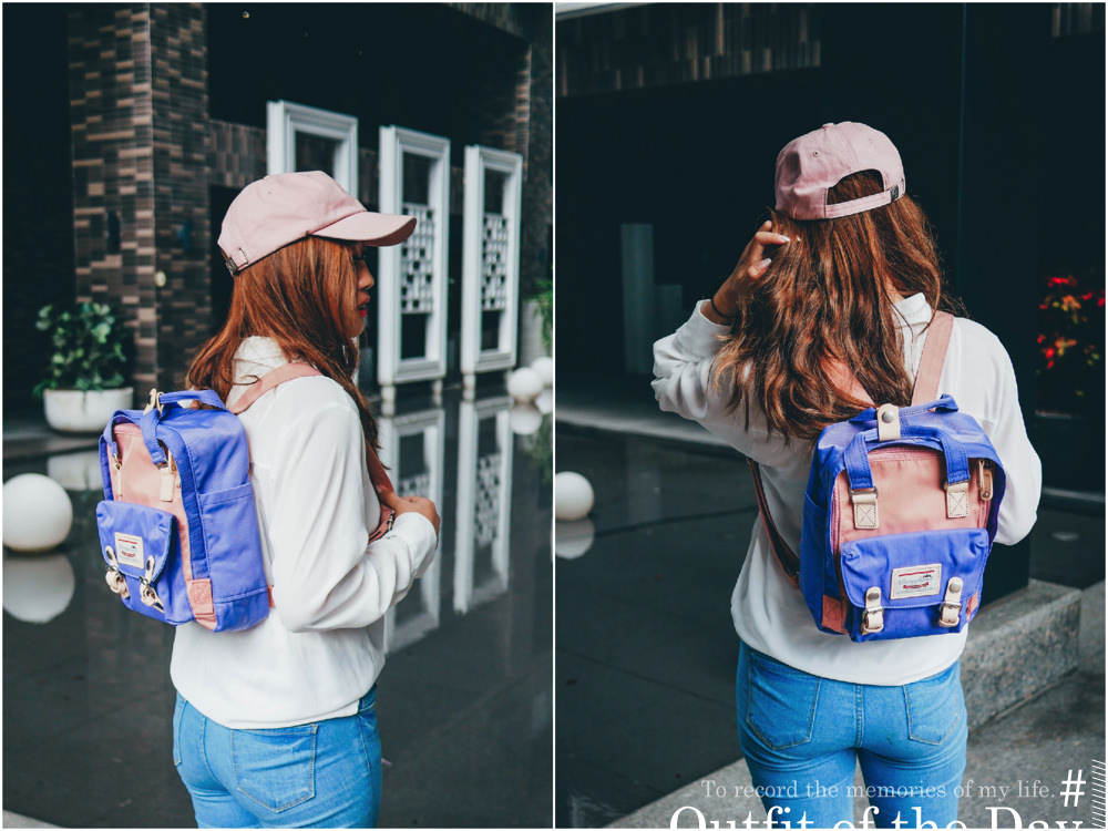 doughnut,馬卡龍後背包,媽媽包推薦,收納後背包推薦,大學包推薦,上課包推薦,情侶包推薦