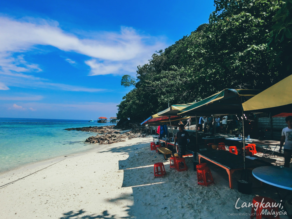 蘭卡威,芭雅島一日遊,芭雅島浮潛,芭雅島,馬來西亞,
