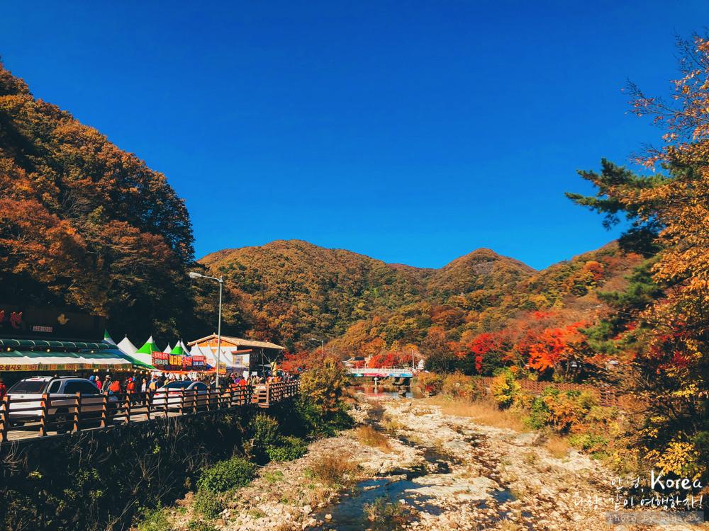 首爾自由行,首爾賞楓,首爾好玩,首爾景點,首爾內藏山,內藏山賞楓