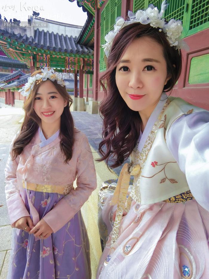 首爾自由行,首爾穿韓服,韓國韓服,韓服體驗,景福宮韓服,昌德宮韓服,首爾好玩,首爾景點