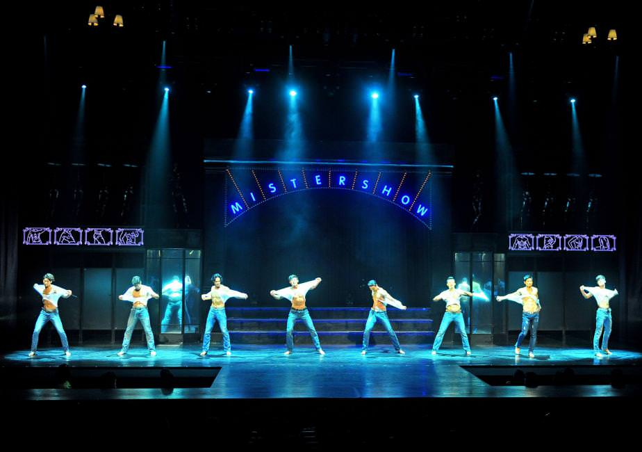 首爾自由行,首爾好玩,首爾景點,首爾看秀推薦,首爾猛男秀,韓國mr.show